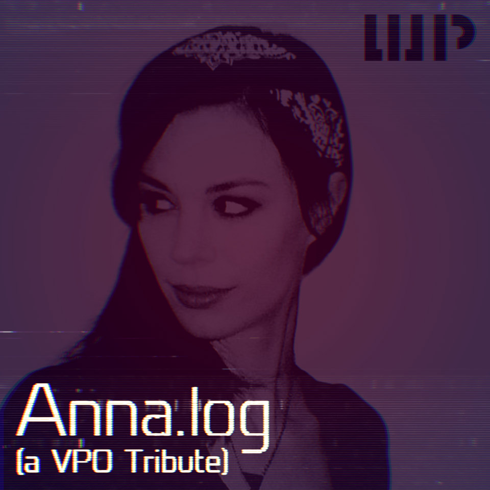 Anna.log album art including an picture of Anna.